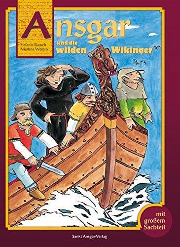 Ansgar und die wilden Wikinger by Martina Wergin (2007-02-01)
