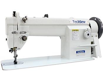 Techsew 1460 Leather Walking Foot Industrial Sewing Machine