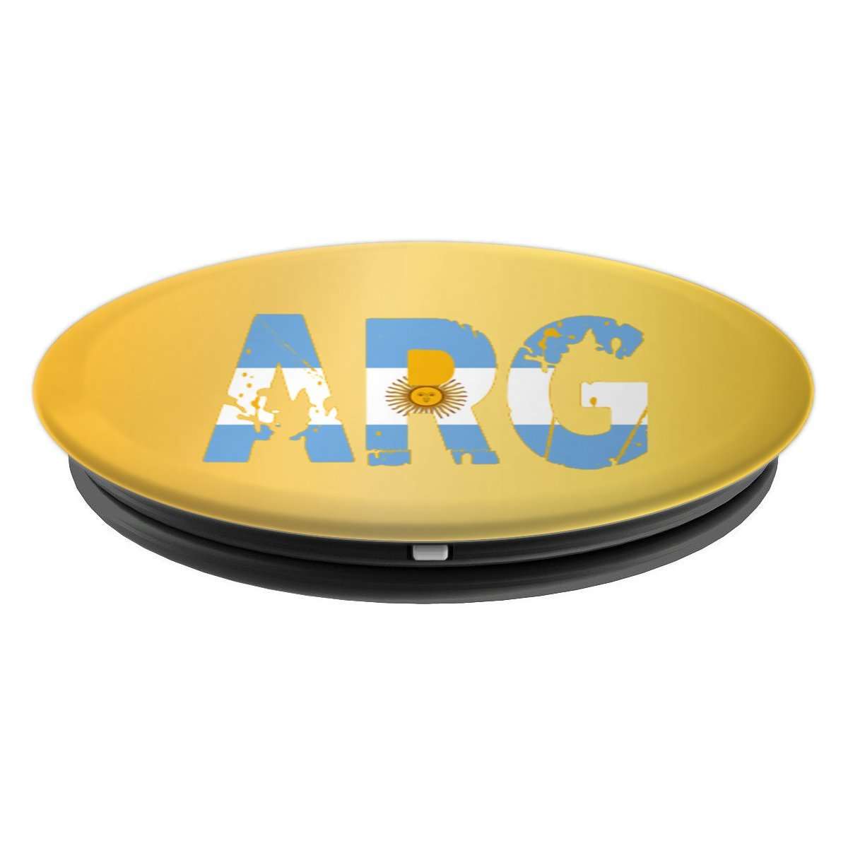 Amazon.com: Argentina Spanish Teacher Latino Hispanic ARG - PopSockets Grip and Stand for Phones and Tablets: Cell Phones & Accessories