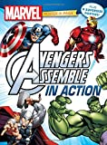 Marvel Avengers Assemble in Action Poster-A-Page (Marvel Poster-a-Page)