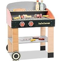 Lalaloom BABYCUE - Cocina de juguete madera