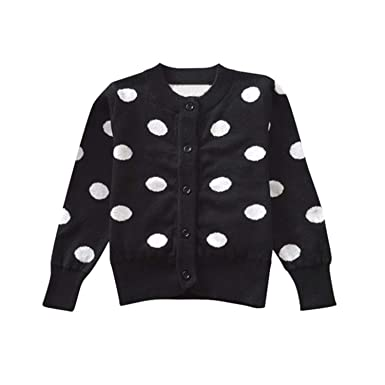 15f323647 Amazon.com  Children s Sweater Kids Pullover Cardigan Toddler Baby ...