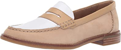 Seaport Penny Tri Tone Loafer