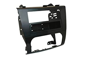 Scosche NN1642B Double/Single DIN Installation Kit for 2007 Nissan Altima (Black)