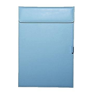 Amazon.com : Leather Folder, Zubita Professional Document Holder ...