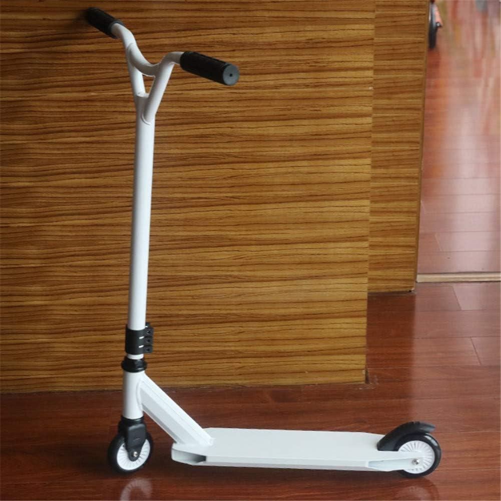 leetianqi Trotinette Freestyle Pro Scooter Dentr/ée Gamme pour Enfants Jusqu/à L/âge 7 Ans SC Scooters Freestyle