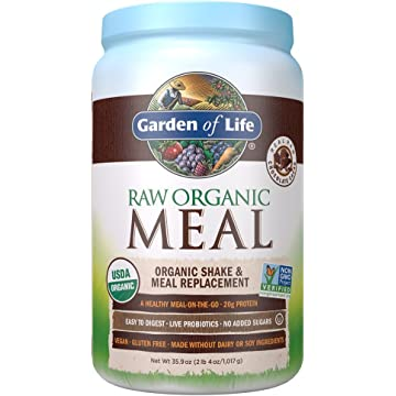 best Garden of Life Meal Replacement - Organic Raw Plant Based Protein Powder reviews