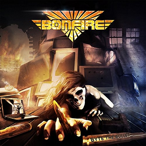 Bonfire - Byte The Bullet (2017) [CD FLAC] Download
