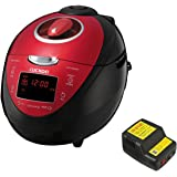 Amazon.com: Cuckoo CRP-HR0867F 8 Cup Pressure Rice Cooker
