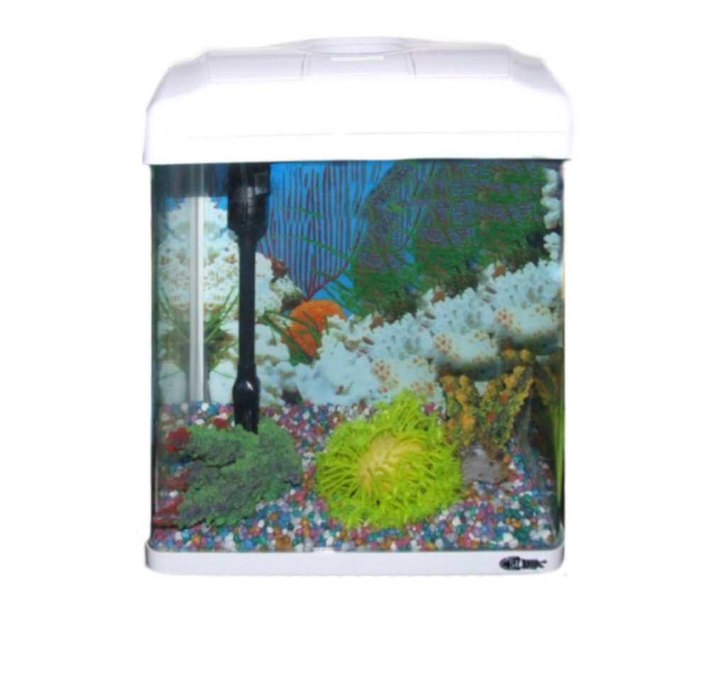 Aquarline Seastar Aquarium-Set, 48 l, Weiß