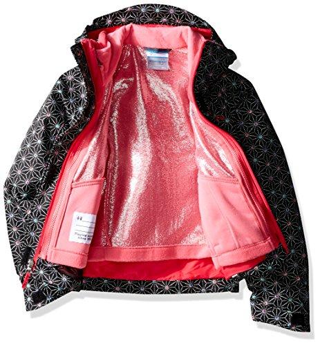 ab519677b Columbia Girls Bugaboo Interchange Jacket, Large, Black - Import It All