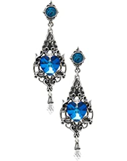 Alchemy Gothic Wings of Eternity Pair of Earrings hPqHXIoQ4