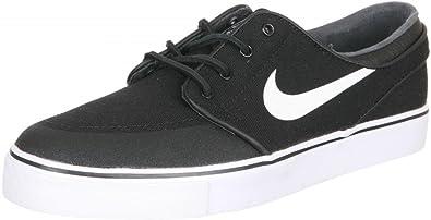 outlet store 32632 de204 Chaussures Nike – Sb Zoom Stefan Janoski NoirBlancGum Light Brun 41