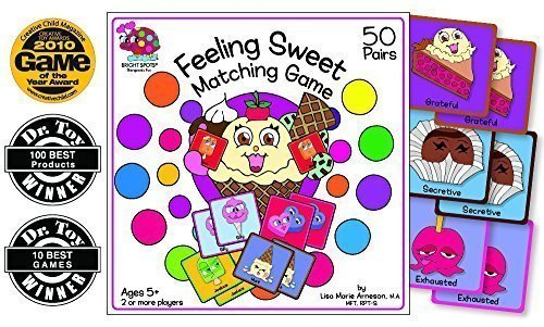 Feeling Sweet Matching Game by Bright Spots Games