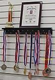 Lanyard Award Medal Holder Display Rack Hanger and Trophy Shelf Wall Holder 2 feet long