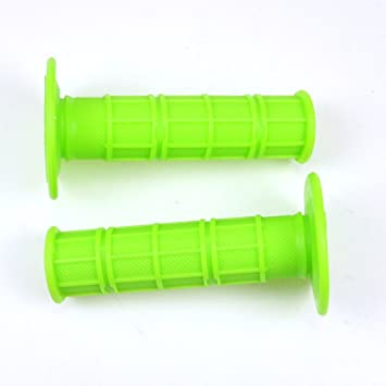 "22MM 7//8/"" Handlebar Rubber Gel Hand Grips Motorcycle Dirt Bike ATV"