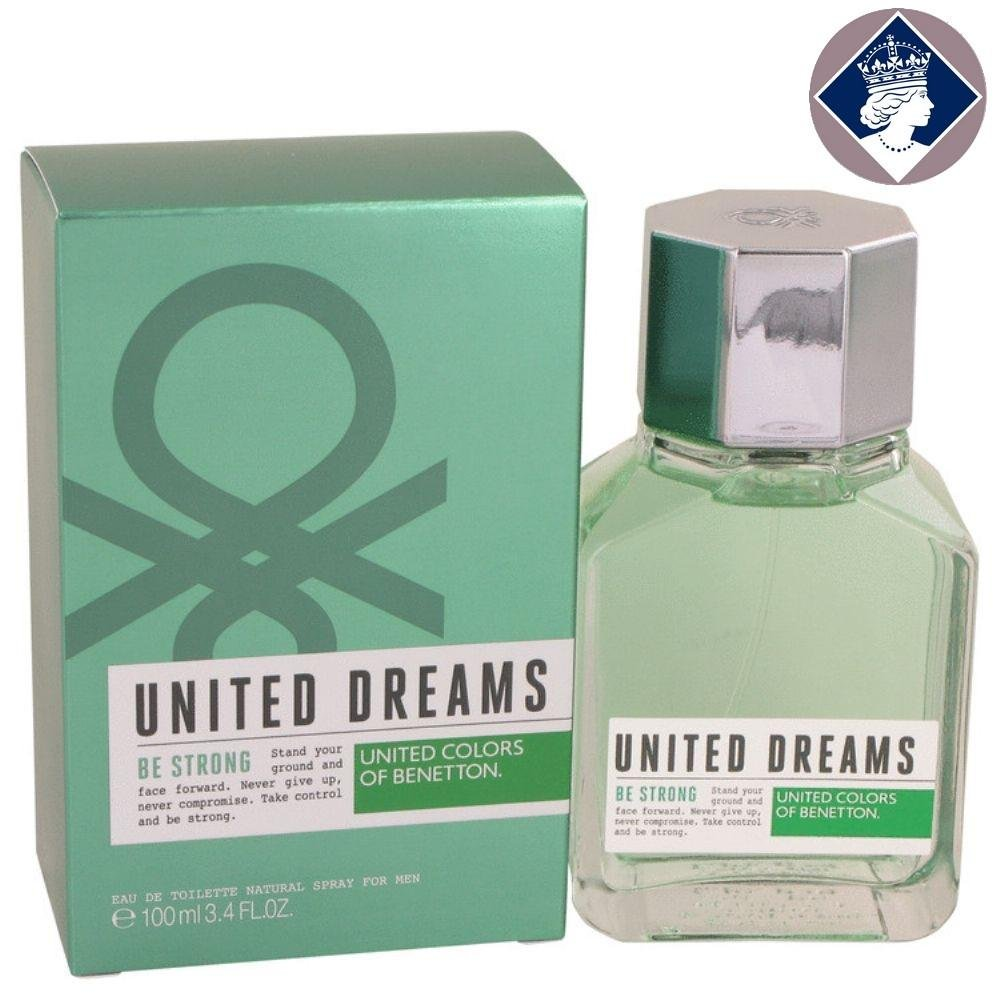 46f6a44b8 Buy United Colors of Benetton Dreams Be Strong Perfume for Men ...