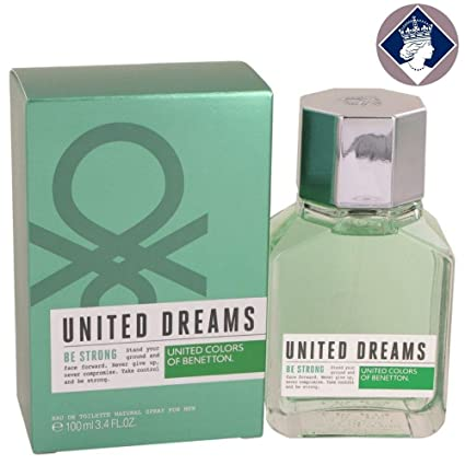 Buy Benetton United Colors Of Benetton Dreams Be Strong Perfume For