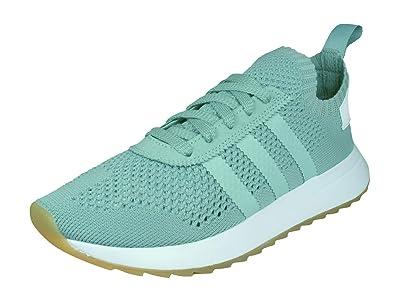 pretty nice 7052e 7ee78 adidas FLB W PK, Chaussures de Fitness Femme, Vert VertacFtwbla, 36