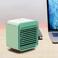 APROTII 2020 Mini Environmentally Friendly Water-Cooled Air Conditioner,Student Portable Ultra-Quiet Fan,Cooler Spray…