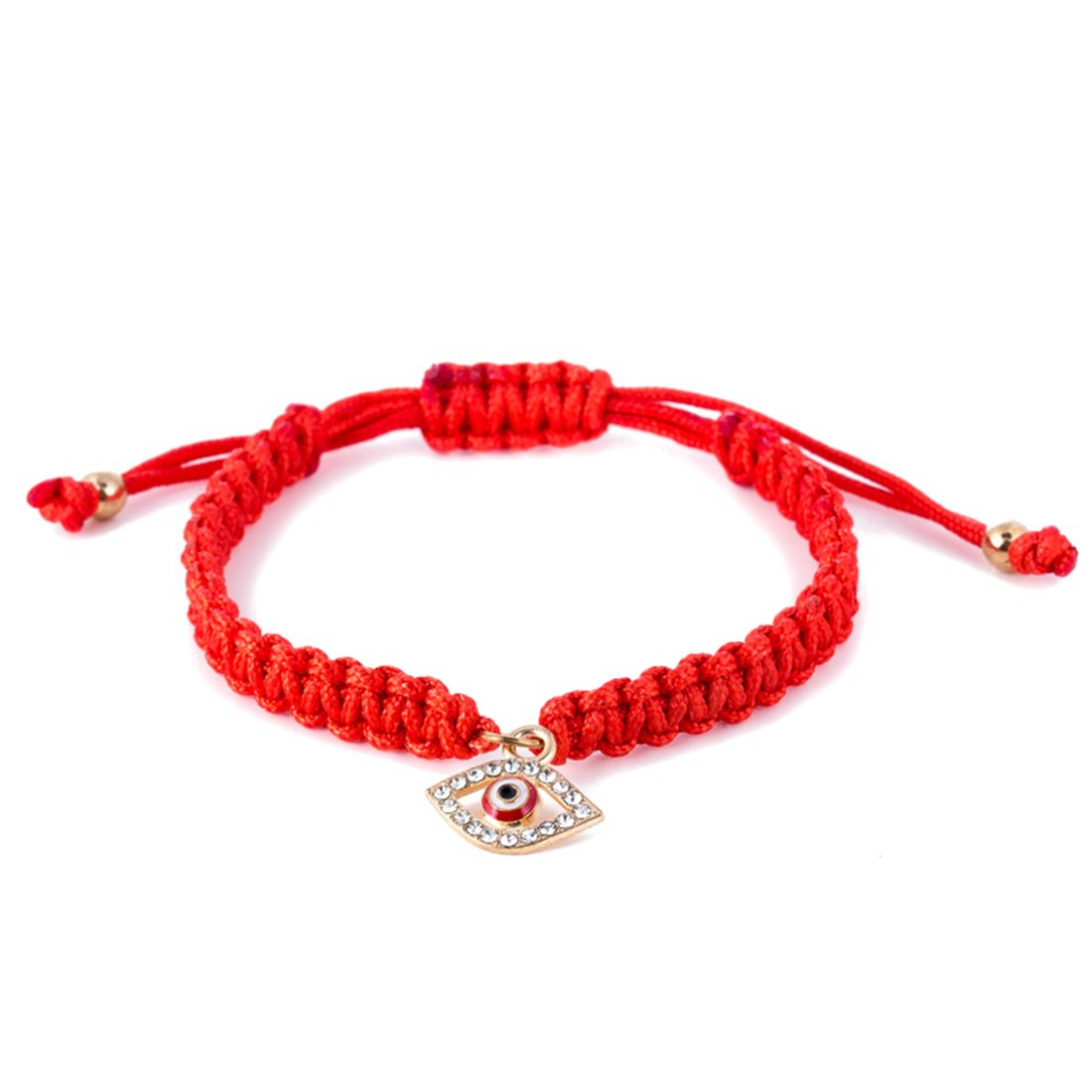 RagBear Evil Eye Necklace And Bracelet Meaning Greece Bracelets Shop Online Red