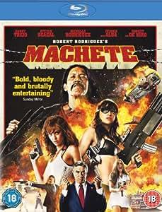 Machete [Reino Unido] [Blu-ray]