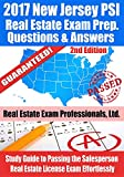 2017 New Jersey PSI Real Estate Exam Prep Questions and Answers: Study Guide to Passing the Salesperson Real Estate License Exam Effortlessly [2nd Edition]