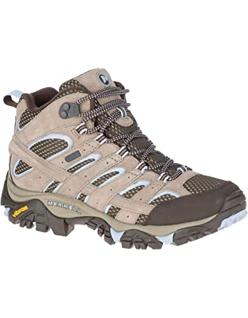 e870f624 Merrell Women's Moab 2 Mid Waterproof Hiking Boot