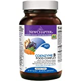 New Chapter Vitamin B Complex - Coenzyme B Food Complex with Vitamin B12 + Vitamin B6 + Biotin + Organic Non-GMO Ingredients - 30 ct
