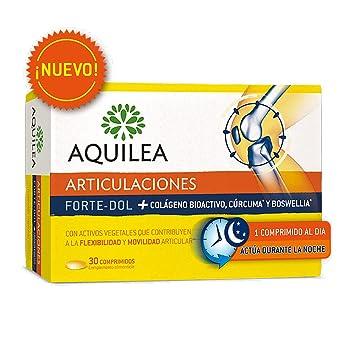 Aquilea Articulaciones Forte-Dol, 30Comprimidos: Amazon.es: Salud y cuidado personal