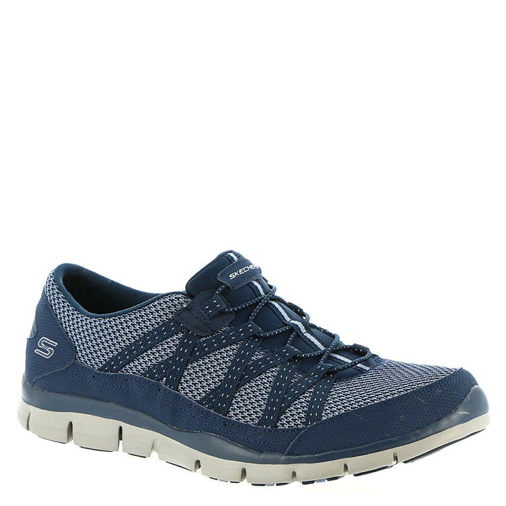 Skechers Women's Gratis-Strolling Sneaker B07B2LJ95V 8.5 M US|Nvy