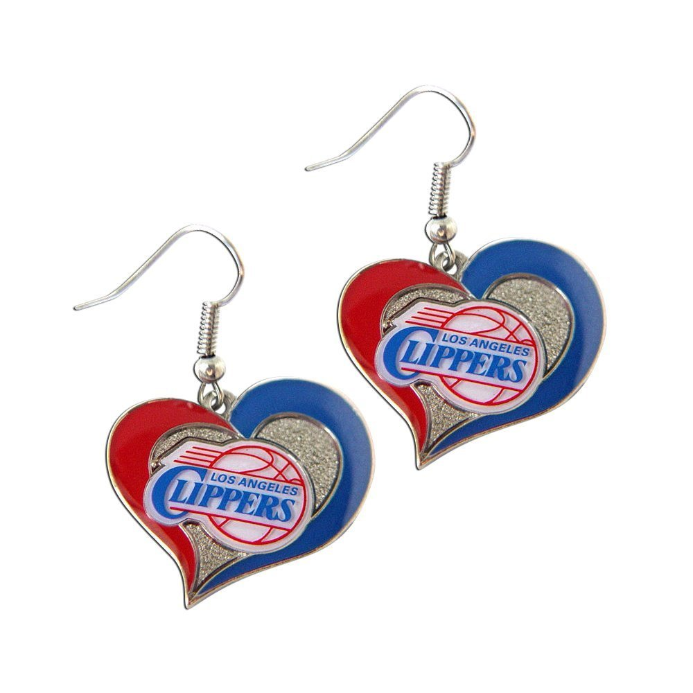 Los Angeles Clippers Ohrringe Aminco International 29817138