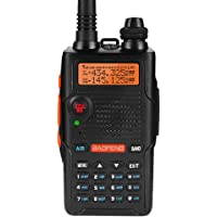 Radioddity Baofeng UV-5R EX 5W Dual Band Two Way Radio