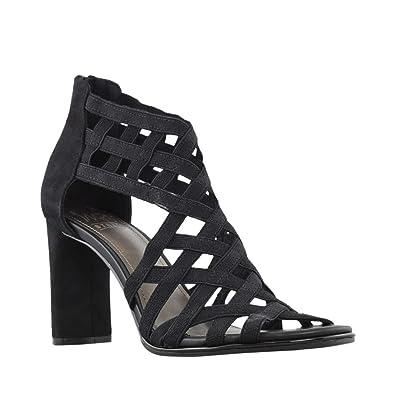 f010db67f1c Amazon.com | Impo Womens Tany Open Toe Casual Strappy Sandals, Black ...