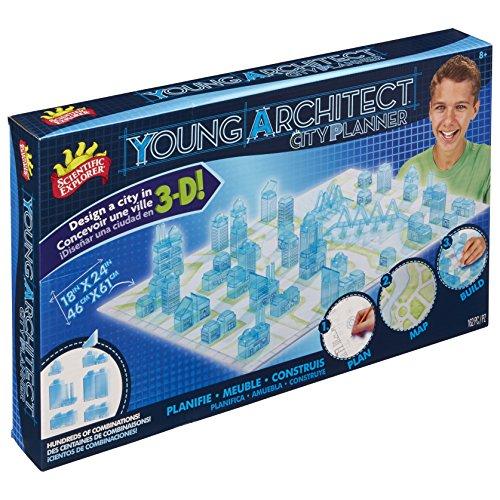 (Scientific Explorer Young Architect City Planner Set)