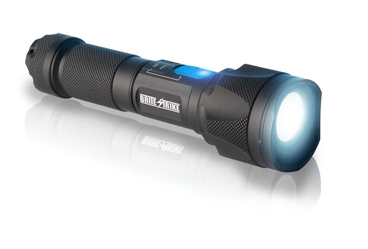 Brite Strike DLC-4-MIL-RC Duty Light Camera, 4 Gb Video Storage