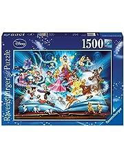 Ravensburger 163182 Puzzel Disney's Magische Sprookjesboek - Legpuzzel - 1500 Stukjes
