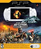 PlayStation Portable Limited Edition Star Wars Battlefront Renegade Squadron Entertainment Pack - Ceramic White