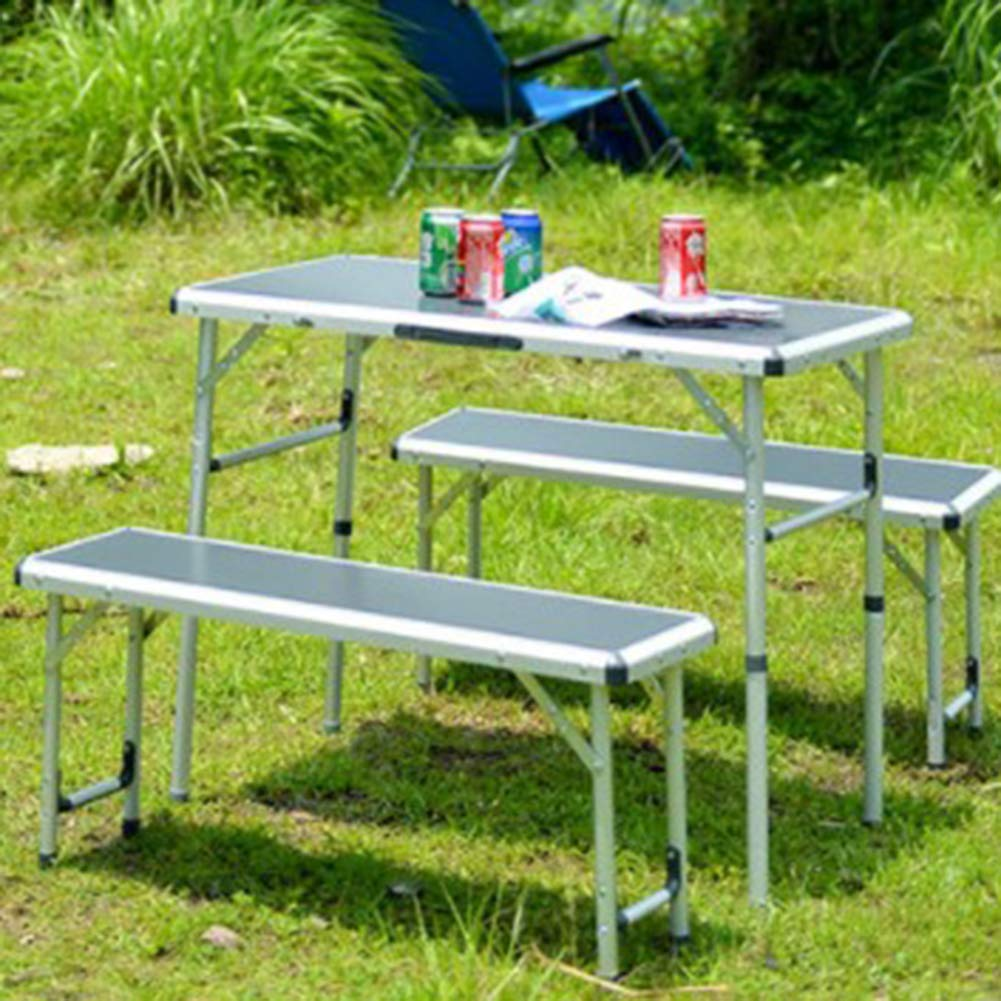 PM-TAIDU Mesa Plegable Al Aire Libre Portátil Mesa De Camping ...