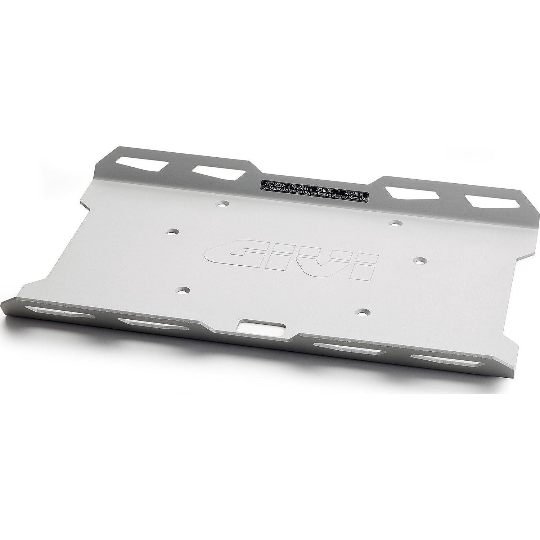 Portaborsa in alluminio anodizzato EX2M GIVI
