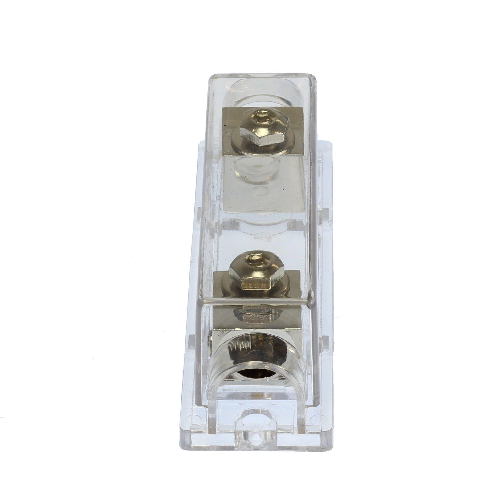 (1) 350 AMP ANL Fuse & (1) Inline Fuseholder Battery Install Kit 1/0 Gauge 1FT by 12voltnet (Image #5)