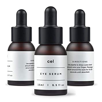Amazon.com: CEL MD Stem Cell Korean Eye Serum. Tratamiento ...