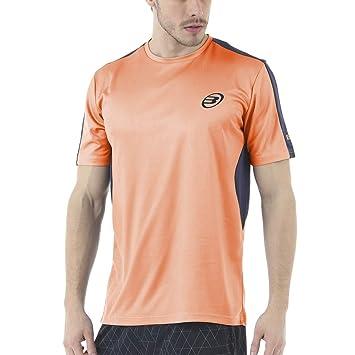 Bull padel Camiseta BULLPADEL IUNET Naranja Fluor: Amazon.es: Deportes y aire libre