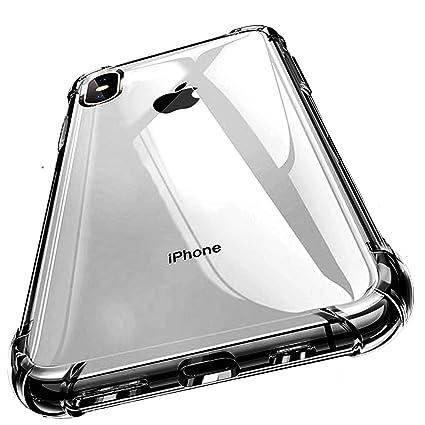 Amazon.com: Pack de 2 fundas para iPhone XR compatible con ...
