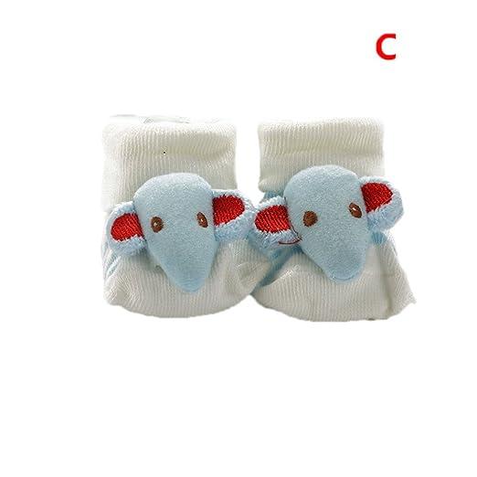 434ad3451c4d Cartoon Baby Socks Shoes Cotton Newborn Booties Unisex Infant Kids Boots  0-10M Black