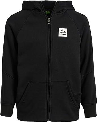 Amazon.com: RBX Boys' Active Sweatshirt - Fleece Zip Hoodie: Clothing