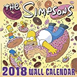 2018 The Simpsons Wall Calendar (Mead)