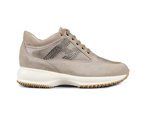 HOGAN INTERACTIVE BEIGE, Womens, Size: 37.