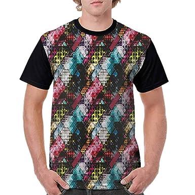 Cotton T-Shirt,Unique Modern Fashion Personality Customization