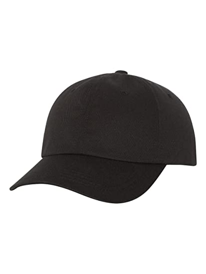 21f5776f703 Amazon.com  Yupoong - Unstructured Classic Dad s Cap - 6245CM  Clothing